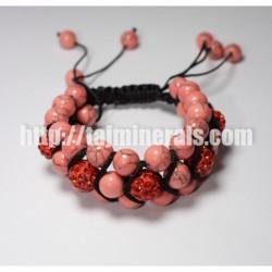 Коралл браслеты
