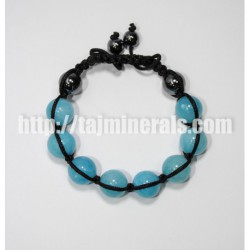Аквамарин браслеты